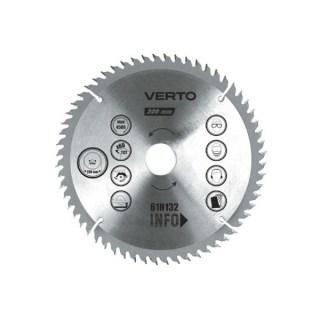 Verto Körfűrészlap 215X30 60 fog Minden termék