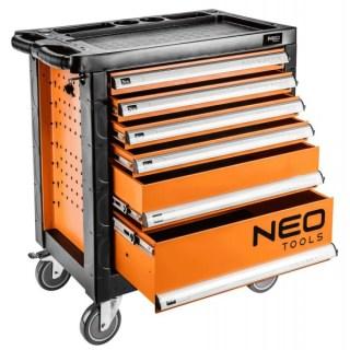 Neo Szerszámkocsi 6 fiókkal 770x460x870 mm  84-223 Minden termék