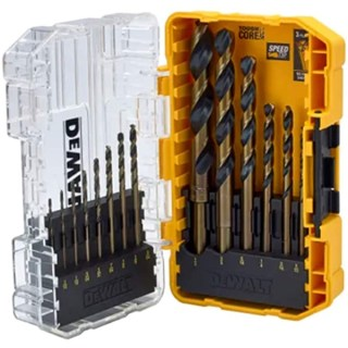 DeWALT DT70727-QZ Black&Gold fúrószárkészlet 14 db-os Fúrás