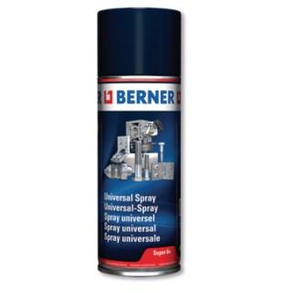 BERNER Univerzális Spray Super 6 plus Minden termék