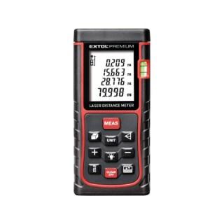 Extol Lézeres távolságmérő 0,05-80m Minden termék