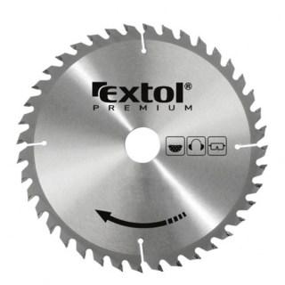 EXTOL Körfűrészlap keményfémlapkás 300x30mm T96 Minden termék
