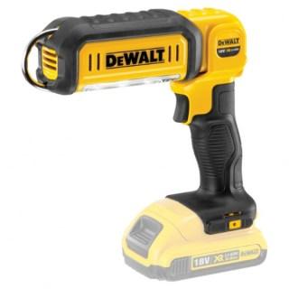 DeWALT DCL050-XJ 18V XR LED Lámpa akku és töltő nélkül Minden termék