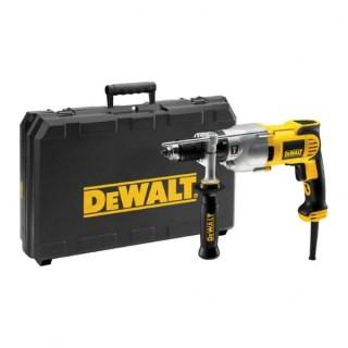 DeWALT DWD530KS-QS Kétsebességes ütvefúró kofferben (1300W) Minden termék