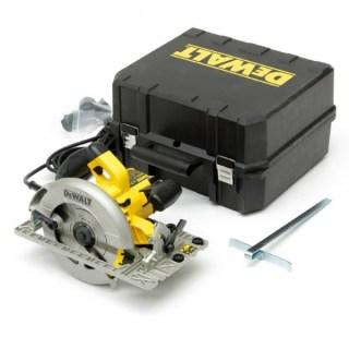 DEWALT DWE576K Kézi körfűrészgép kofferben (1600W/190mm)B 61 mm vágásmélység Minden termék