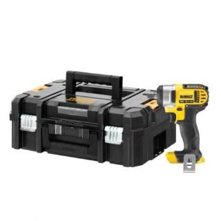 DeWALT 18V XR kompakt ütvecsavarozó akku és töltő nélkül TSTAK kofferben DCF880NT-XJ Minden termék