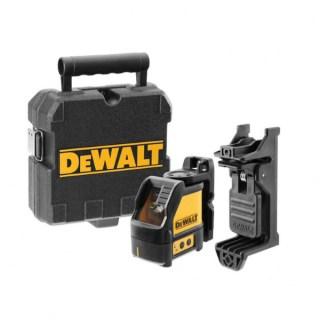 DeWALT DW088CG-XJ zöld színű keresztlézer 20m + koffer Minden termék