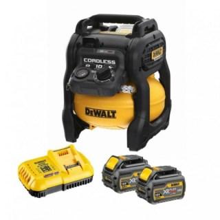 DeWALT DCC1054T2-QW 54 V-os XR FLEXVOLT kompresszor Minden termék