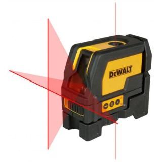 DeWALT DW0822-XJ 50m Pont és keresztszálas vonallézer Minden termék