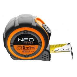 Neo mérőszalag 5m/25mm mágneses 67-185 Minden termék