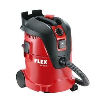 FLEX VCE 26 L MC  Ipari porszívó kézi szűrő tisztítással, 25 l, L osztály Minden termék