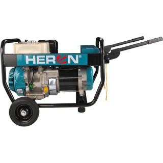 Benzinmotoros áramfejlesztő, 6800 VA, 230V hordozható (EGI 68) Minden termék