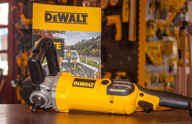 DeWalt akkumulátoros és elektromos szerszámgépek