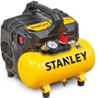 Stanley csendes kompresszor 8 bar 6 liter 59 Db (DST100/8/6) Minden termék