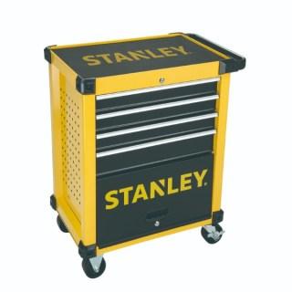 Stanley Transmodule rendszer 27″ 4 fiókos görgős szerszámszekrény (STMT1-74305) Minden termék