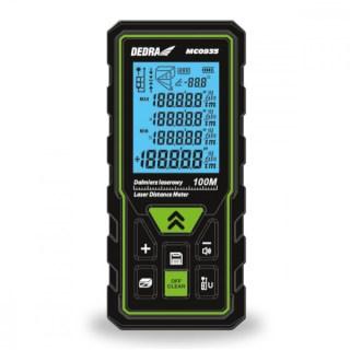 DEDRA lézeres távolságmérő 100m Minden termék