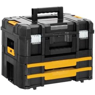 DeWALT DWST83395-1 Szerszámos láda, fiókkal TSTAK  Combo Kit Minden termék