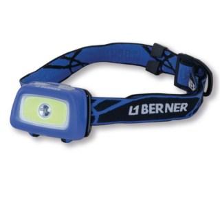 BERNER Többcélú fejlámpa LED Minden termék