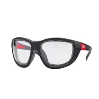 MILWAUKEE Prémium védőszemüveg tömítéssel, víztiszta (4932471885) Minden termék