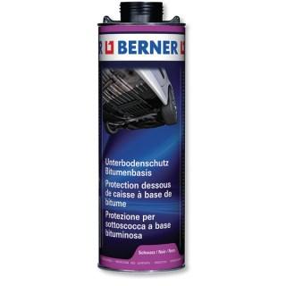 BERNER Alvázvédő, kőfelverődés védő fekete 1L Alvázvédő