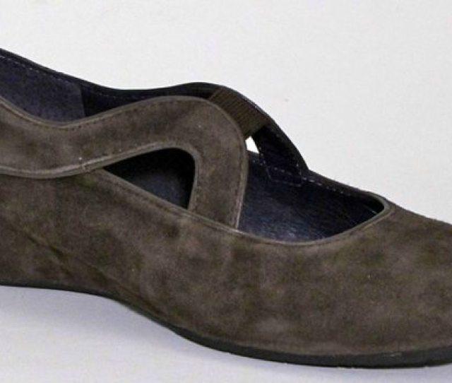 Multiple Width Shoes