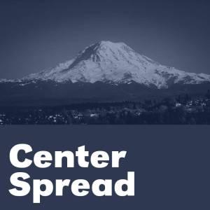 center spread