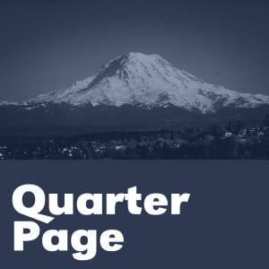 quarter page
