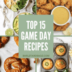 top 15 game day recipes