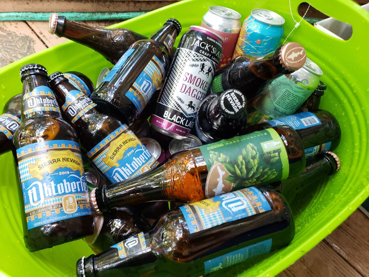 Your BBQ's Beer Selection: A Challenge