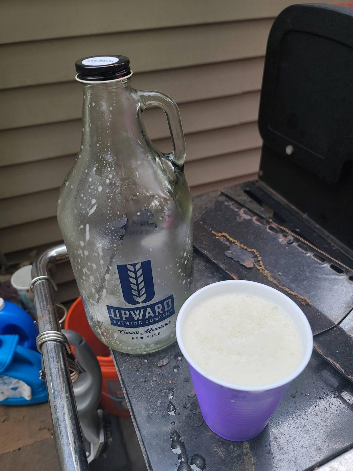 A Nice Refreshing Weekend, And Beer