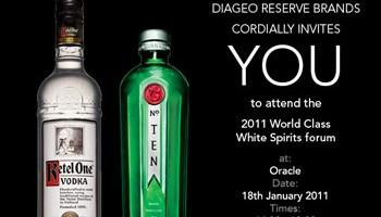 Diageo World Class White Spirits Forum – BarLifeUK