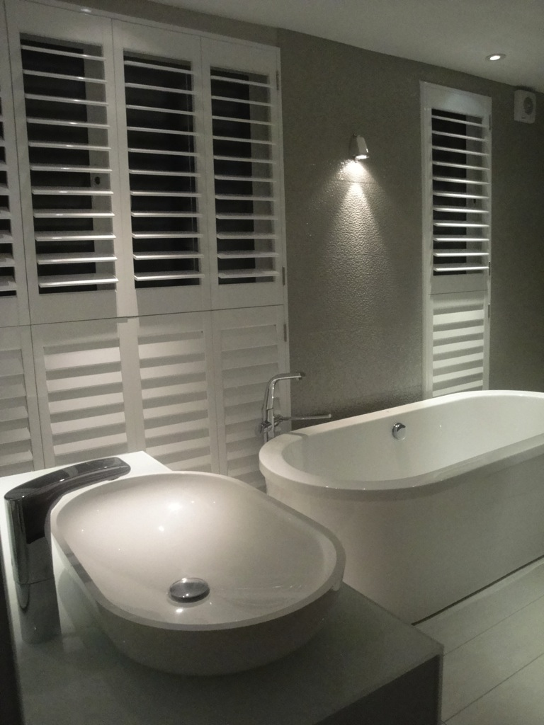 Window Shutters For Bathrooms Barlow Blinds