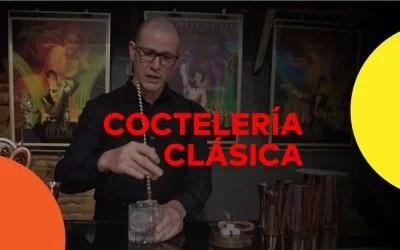Coctelería Clásica (Iniciación)