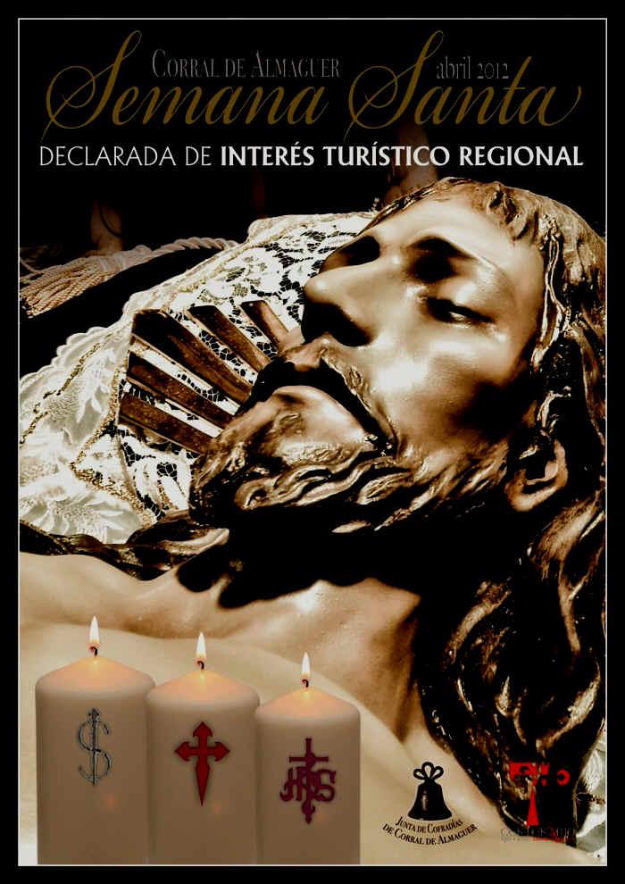 FOTÓGRAFÍAS DE LA SEMANA SANTA DE CORRAL DE ALMAGUER 2012