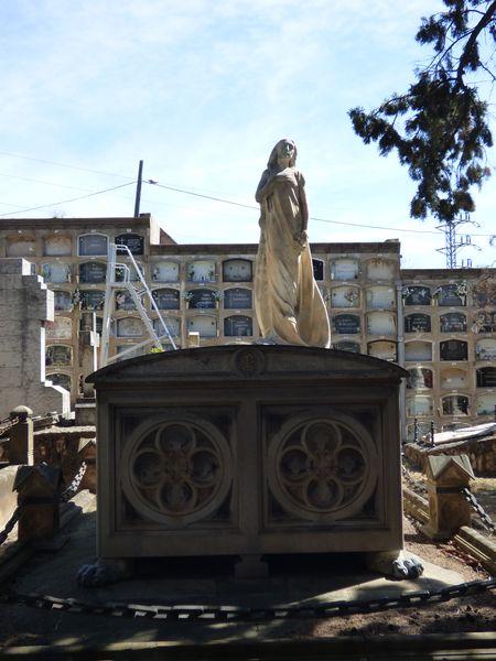 Cementerio de Horta