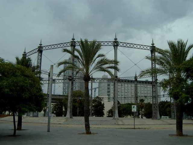 Plaza de Toros de la Barceloneta