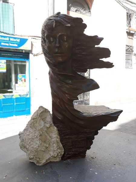 Arte Basura en Barcelona