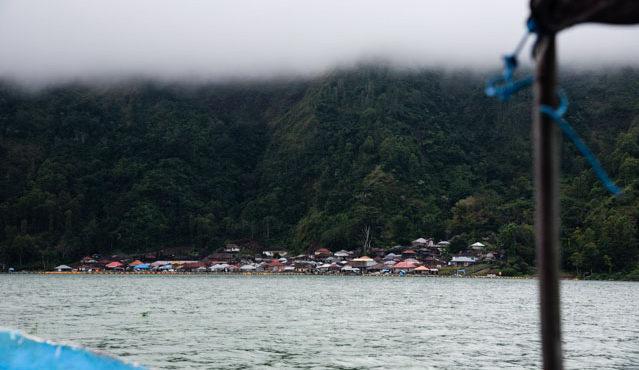Trunyan landsby