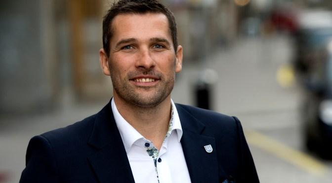 Stefan Lövgren handdbollsprofil Sverige Världen