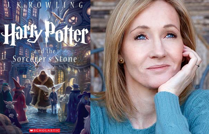 Rowling and Potter