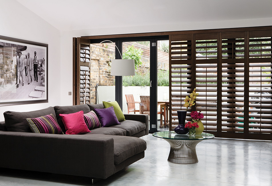 shutteShutter Blinds from Barnes Blinds