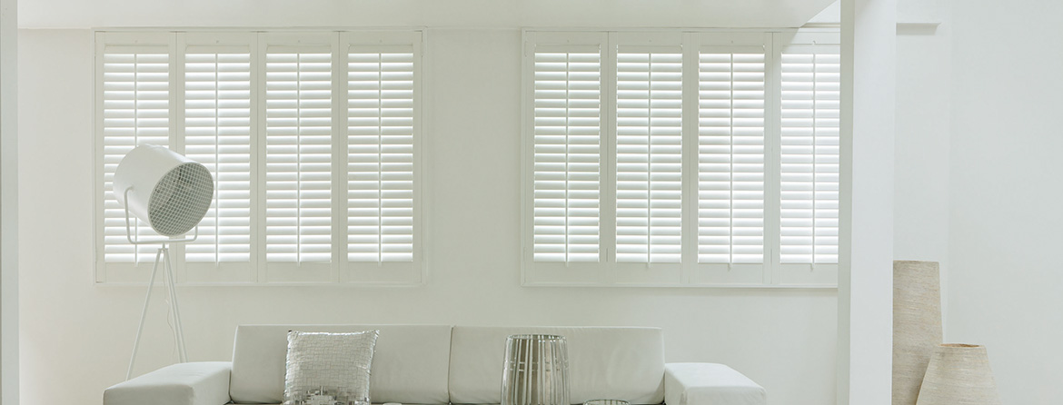Shutters from Barnes Blinds in Stoke-on-Trent