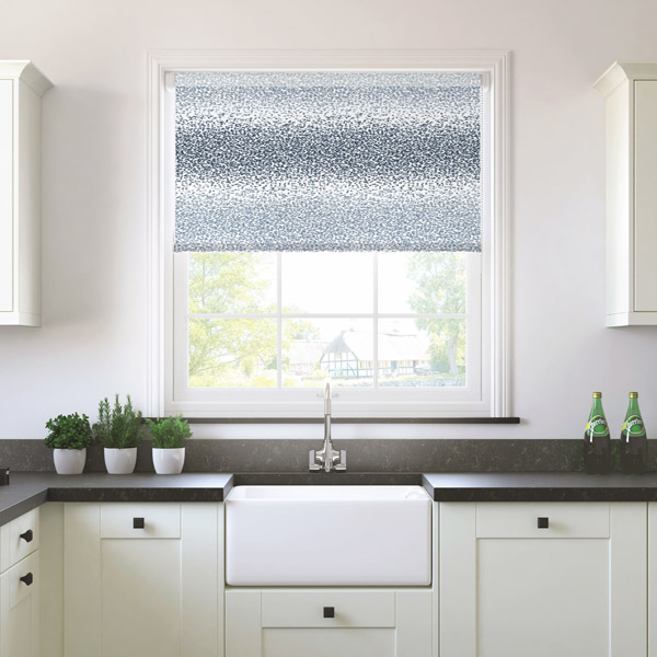 terrazzo window blind