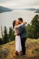 Barnett Photography Kelowna Knox Mountain Wedding Photographer-57