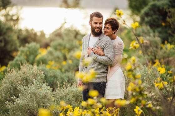 Kelowna Wedding Engagement Photography -1