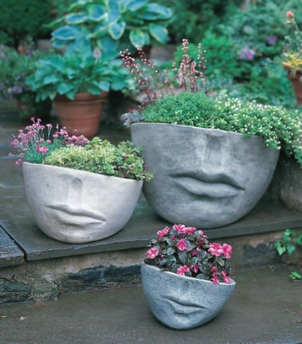 Unusual Garden Containers