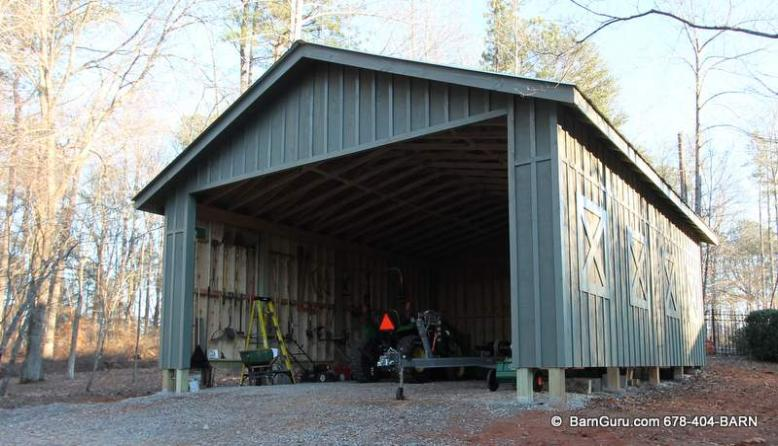 27 Luxury Tractor Storage Sheds
