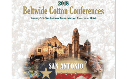Barnhardt's Tom Robinson Speaks at 2018 National Cotton Council Beltwide Conference