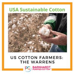 U.S. Cotton Farmers: The Warrens
