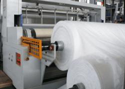 Nonwovens converting cotton